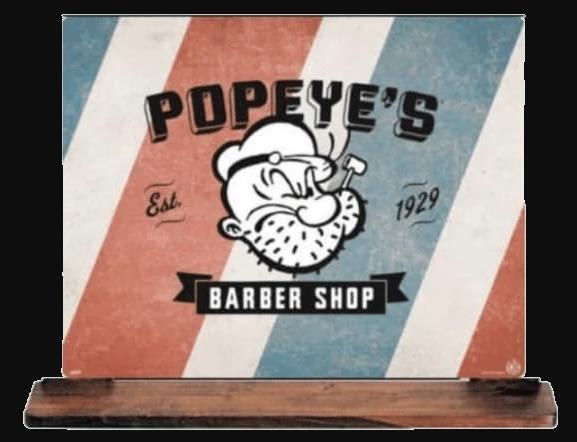 popeyes barbershop